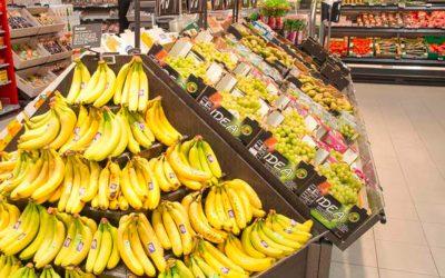 Kjempetilbud frukt og salat